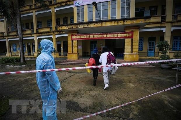 Việt Nam có thêm 5 ca mắc Covid-19, cách ly ngay khi nhập cảnh