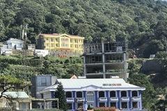 Ngột ngạt Tam Đảo: Đề xuất nhồi cao ốc 15 tầng