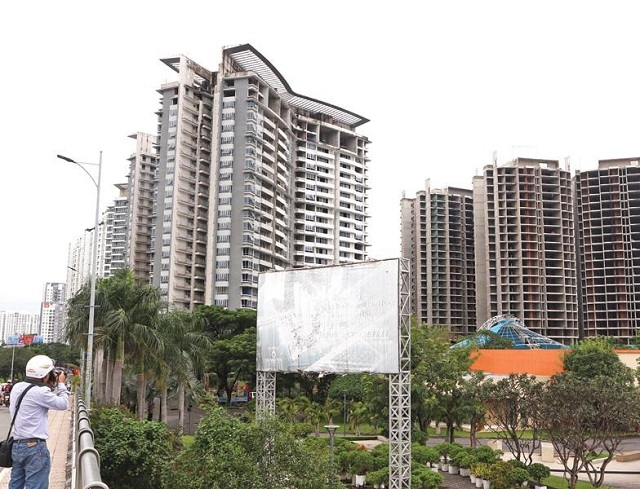 M&A giúp hồi sinh nhiều dự án bất động sản