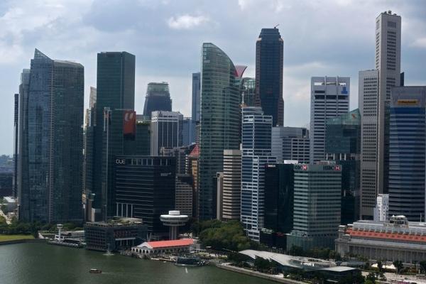 Quý III, GDP Singapore giảm gần 6%