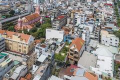 Sống trong không gian xanh, sáng chiều nghe tiếng chuông nhà thờ Tân Định