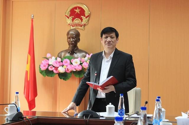 Bộ trưởng Y tế: Nguy cơ lây nhiễm Covid-19 từ các nước vào Việt Nam rất lớn