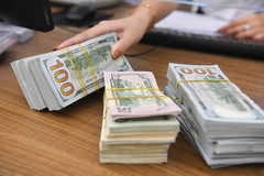 Ngân hàng Nhà nước lần đầu hạ giá mua USD sau một năm