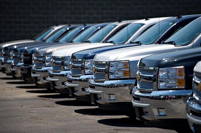 Số xe trong diện triệu hồi là các dòng SUV, bán tải cỡ lớn thuộc các thương hiệu con của GM như Chevrolet, Cadillac, GMC, được sản xuất từ năm 2007 tới năm 2014. Ảnh: NBC News