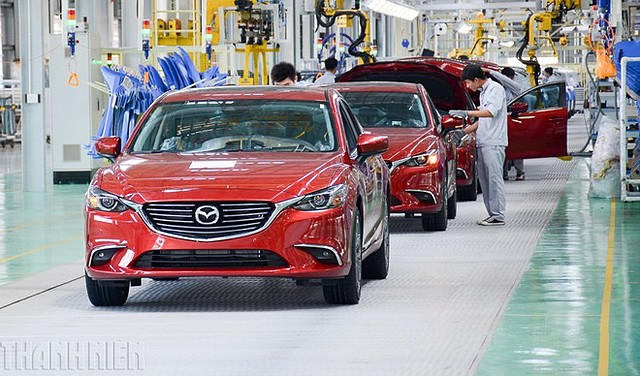 """Lệ phí trước bạ ô tô """"nội"""" có thể sẽ tiếp tục được giảm 50% đến hết tháng 6.2021"""