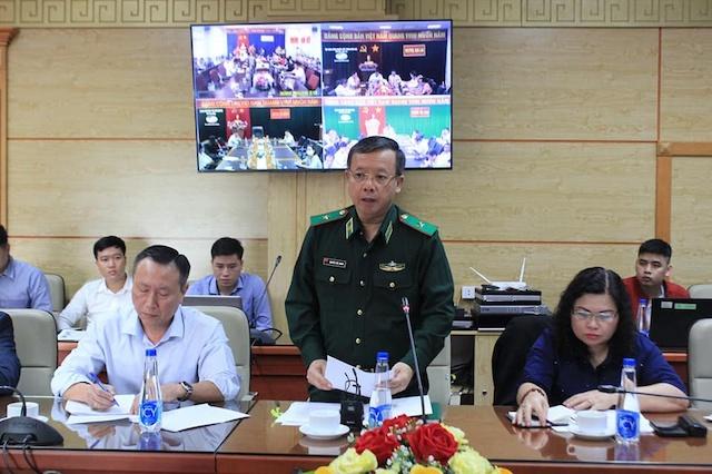 Thiếu tướng Bùi Đức Hạnh, Phó tư lệnh Bộ đội biên phòng, thông tin từ đầu năm đến nay, Việt Nam có 20.161 trường hợp nhập cảnh trái phép.