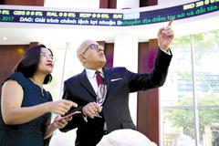 Thị trường chứng khoán Việt Nam trong nhóm hút vốn ngoại mạnh nhất kể từ 2013