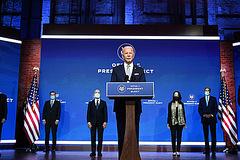 Biden giới thiệu đội ngũ đối ngoại và an ninh tương lai