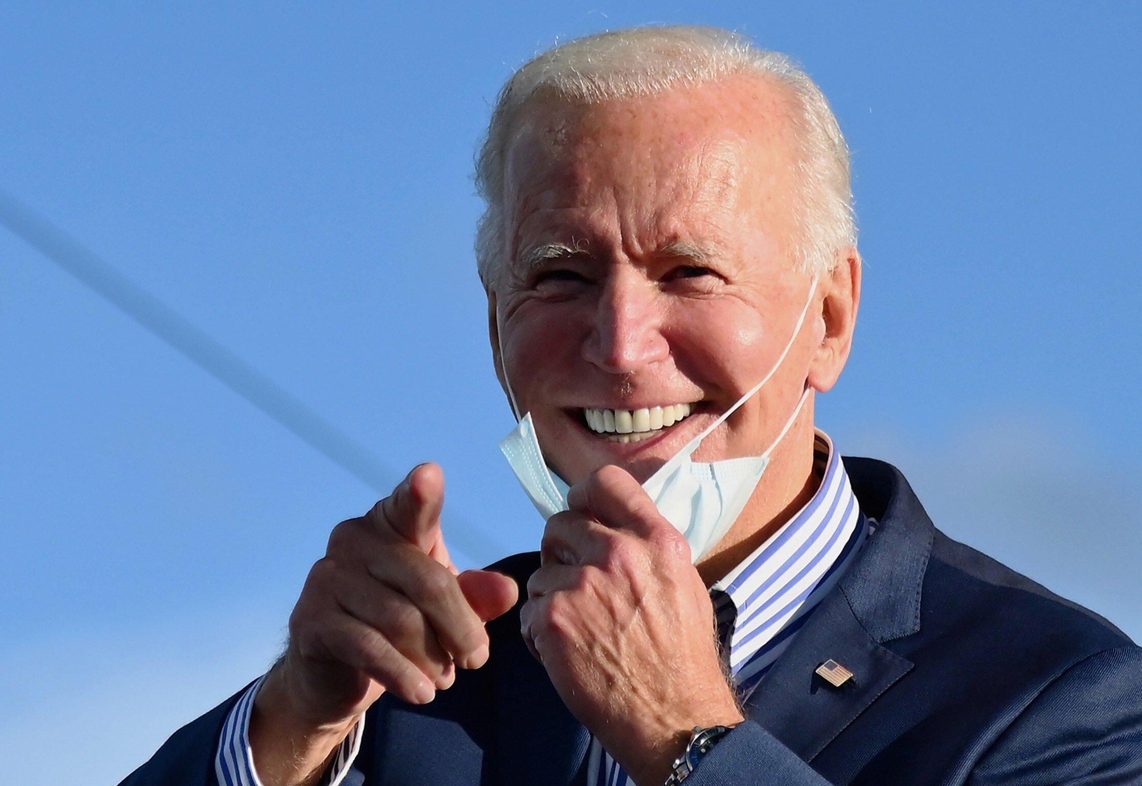Joe Biden tuyên bố cuộc bầu cử tổng thống Mỹ năm 2020 sắp kết thúc
