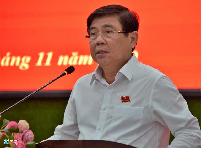 Chủ tịch TP HCM: Thanh tra Chính phủ sẽ đối thoại với người dân Thủ Thiêm vào chiều 27/11
