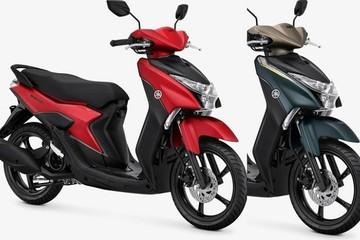 Xe tay ga Yamaha hoàn toàn mới giá 27,5 triệu đồng, đấu Honda Vision