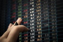 Cổ phiếu ngân hàng nâng đỡ, VN-Index vượt 1.005 điểm