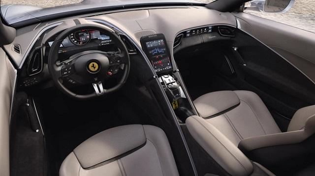 Ferrari Roma đầu tiên tại Mỹ có giá lên đến 750.000 USD