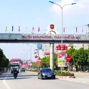 Huyện Đan Phượng, Hà Nội sắp có dự án khu đô thị 47 ha