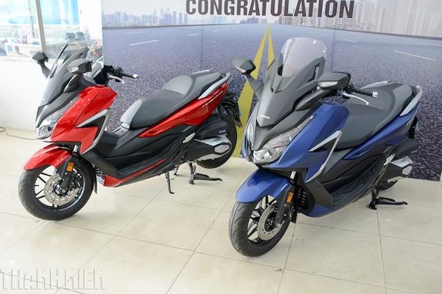 Honda Forza 350 nhập khẩu Thái Lan về Việt Nam, giá 299 triệu đồng