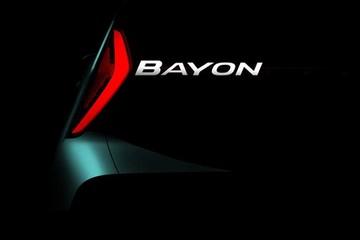 Hyundai sản xuất Bayon, đàn em Kona