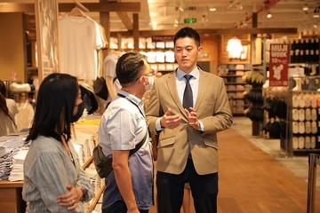 MUJI mở cửa hàng lớn nhất Đông Nam Á ở TP HCM