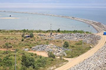 Bộ Tài nguyên & Môi trường đề xuất xây dựng nghị định về lấn biển