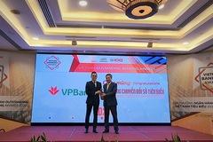 VPBank năm thứ 3 liên tiếp nhận giải thưởng 'Ngân hàng chuyển đổi số tiêu biểu'