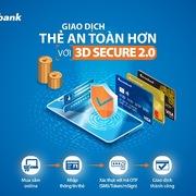 Sacombank nâng cấp công nghệ bảo mật thanh toán trực tuyến mới nhất