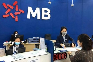 Một phó tổng giám đốc MB muốn mua 1 triệu cổ phiếu