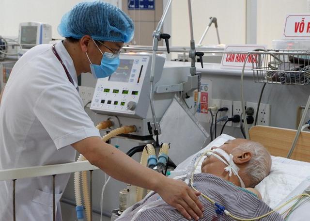 Bệnh nhân ngộ độc pate Minh Chay tử vong