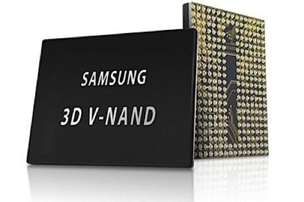 Samsung duy trì vị trí số 1 trên thị trường bộ nhớ NAND flash