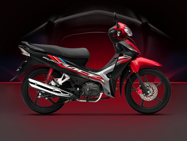 Honda Blade 110 mới, giá từ 18,8 triệu đồng