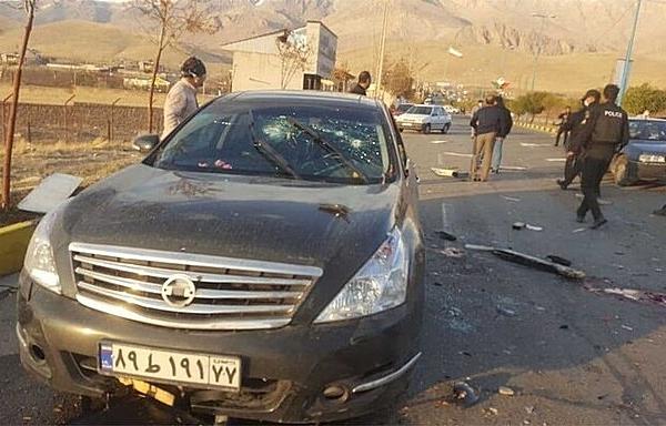 Chuyên gia hạt nhân hàng đầu Iran bị ám sát