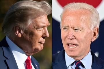 Trump thách thức Biden chứng minh cáo buộc gian lận là sai