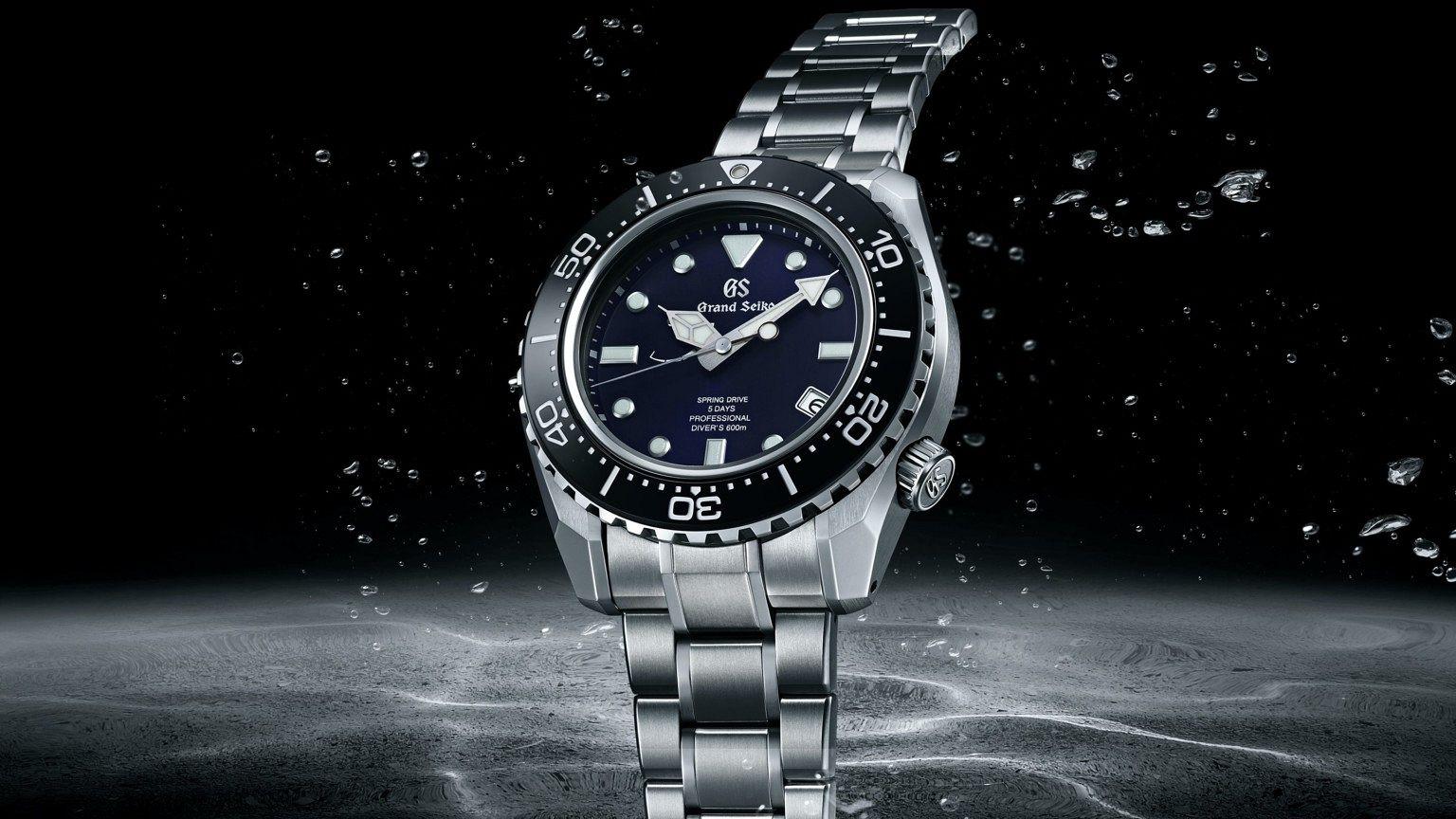8 đồng hồ lặn giá hàng trăm triệu đồng ra mắt năm 2020