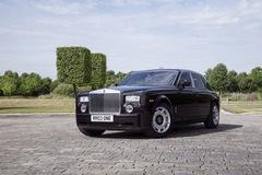 Rolls-Royce Phantom của Tổng thống Trump sắp được bán đấu giá