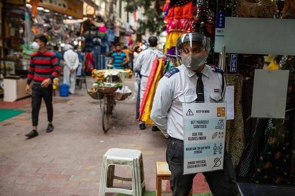Kinh tế Ấn Độ rơi vào suy thoái
