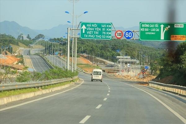 Đề xuất dùng vốn ngân sách Trung ương đầu tư cao tốc Tuyên Quang – Phú Thọ