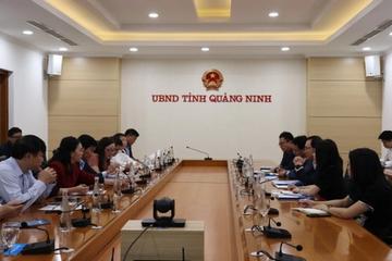 Samsung muốn hỗ trợ tỉnh Quảng Ninh thu hút đầu tư