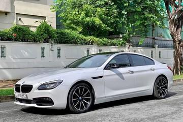 Xe hiếm BMW 640i Gran Coupe rao giá hơn 2 tỷ đồng