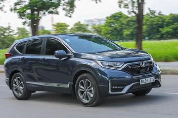 Honda CR-V thế hệ mới có thể chạy điện hoàn toàn