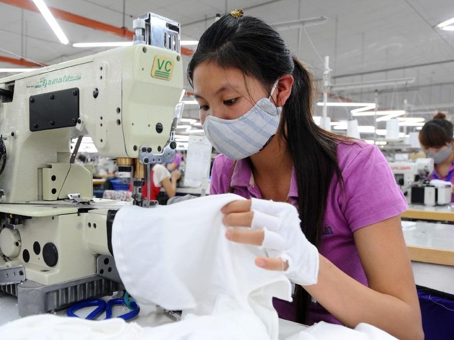 Xuất khẩu dệt may giảm sau 25 năm tăng trưởng liên tục