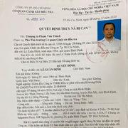 Truy nã Lê Xuân Định, Giám đốc Công ty nhà Khương Điền