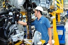 Chỉ số sản xuất công nghiệp tháng 11 tăng 0,5%