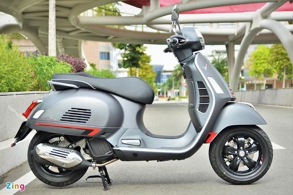 5 mẫu xe máy 150 cc có giá lăn bánh trên 100 triệu đồng tại Việt Nam