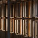 <p> Hệ thống cửa được thiết kế linh hoạt, đóng mở từng phần riêng biệt, đáp ứng nhu cầu và sở thích của gia đình. Hơn nữa, mỗi cánh cửa đều có một cửa sổ nhỏ có thể mở ra để kiểm soát không khí và ánh sáng bên trong một cách hiệu quả.</p>