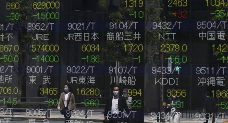 Chứng khoán châu Á giảm sau khi Trung Quốc công bố PMI