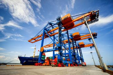 Tăng phí sàn bốc dỡ container, lợi nhuận Gemadept sẽ tăng trưởng từ 2021