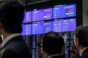 PMI Caixin/Markit Trung Quốc lên đỉnh 10 năm, chứng khoán châu Á tăng