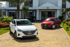 Hyundai Accent 2021 giá 426 triệu, rẻ hơn Vios 44 triệu đồng