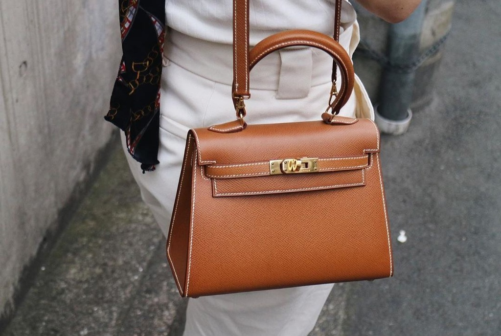 Hermès Kelly và 7 mẫu túi xách không bao giờ sợ mất giá