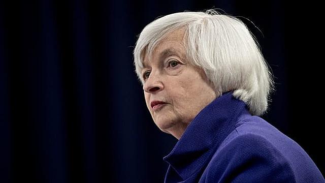 Cựu chủ tịch Fed Janet Yellen. Ảnh: Getty Images.