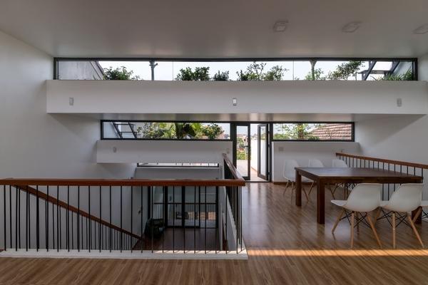 Nhà có ruộng bậc thang