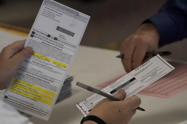 Bộ Tư pháp Mỹ khẳng định không có bằng chứng gian lận bầu cử